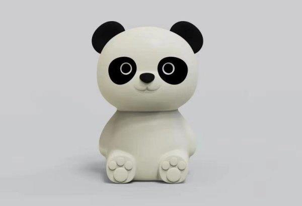 Paddy Panda Eggy & Friends veilleuse