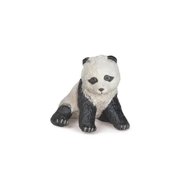 Figurine Les animaux du zoo, Bébé panda, Papo, Bidiboule