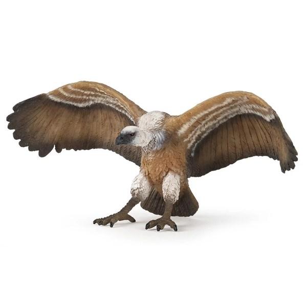 Figurine Oiseaux sauvages, Vautour, Papo, Bidiboule