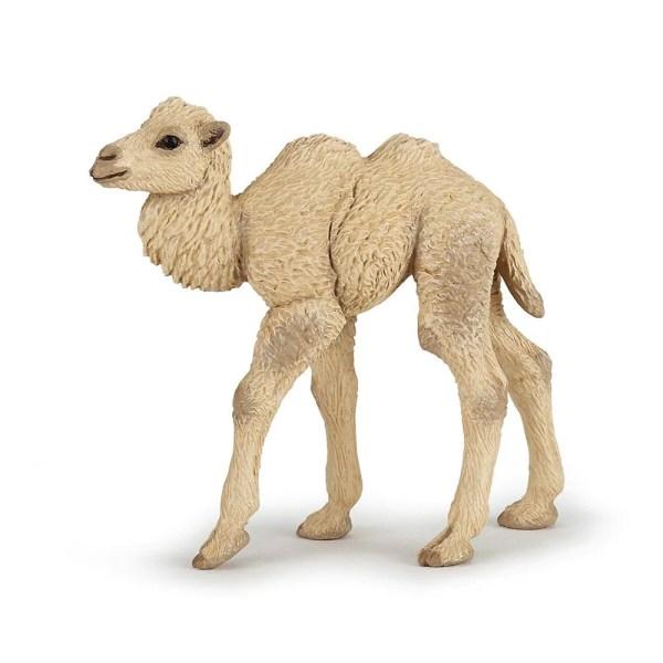 Figurine Les animaux du zoo, Bébé chameau, Papo, Bidiboule