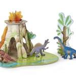 Mini terre des dinosaures