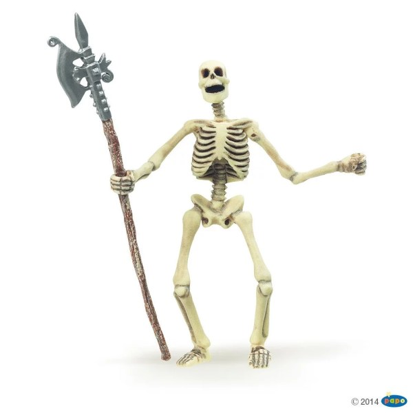 Figurines Fantastique, Squelette phosphorescent, Papo, Bidiboule