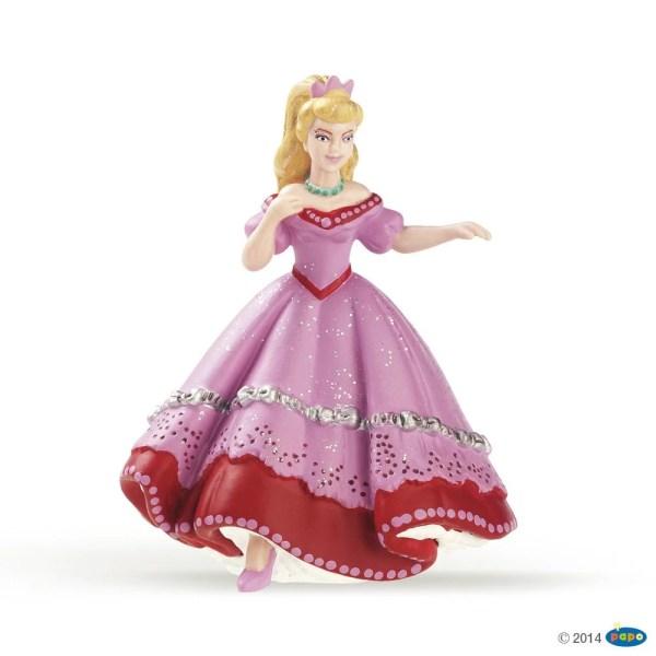 Figurines Monde enchanté, Princesse Marion, Papo, Bidiboule