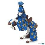 Cheval bleu Prince Philippe
