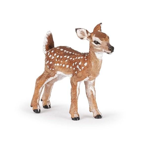 Figurine Les animaux de la forêt, Faon, Papo, Bidiboule