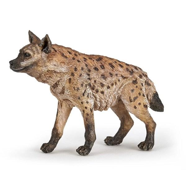 Figurine Les animaux de la forêt, Hyène, Papo, Bidiboule
