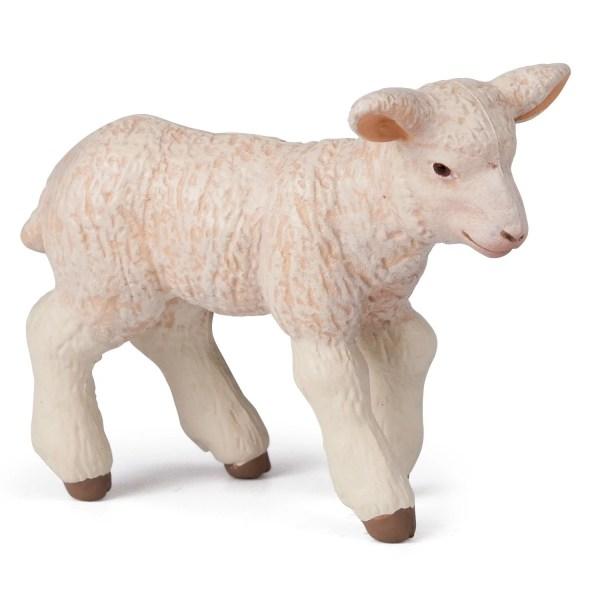Figurines Animaux de la ferme, Agneau, Papo, Bidiboule