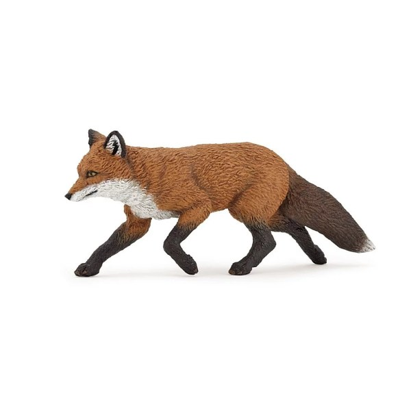Figurine Les animaux de la forêt, Renard, Papo, Bidiboule