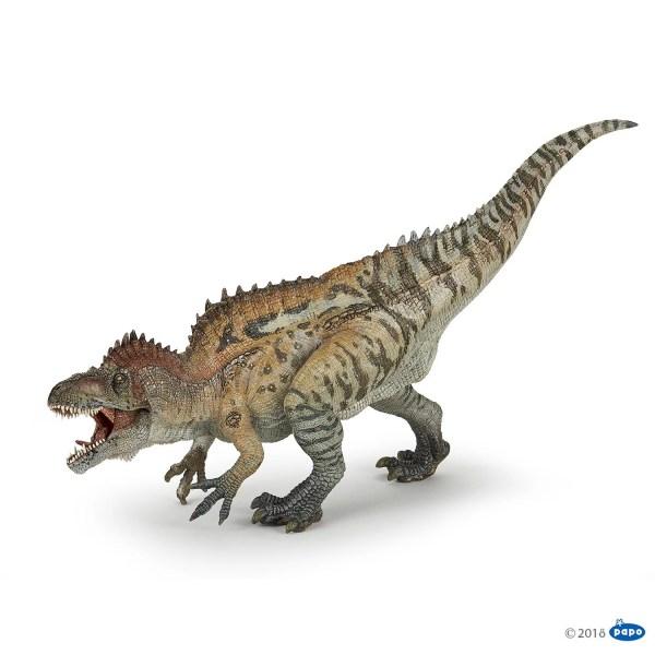 Figurines Dinosaures, Acrocanthosaurus, Papo, Bidiboule