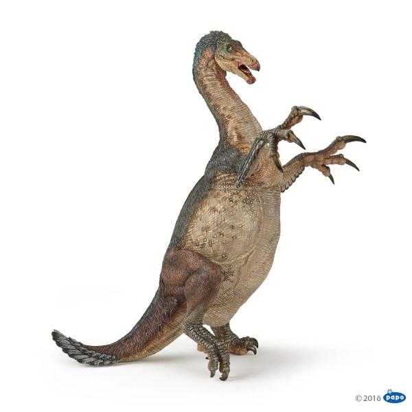Figurines Dinosaures, Therizinosaurus, Papo, Bidiboule