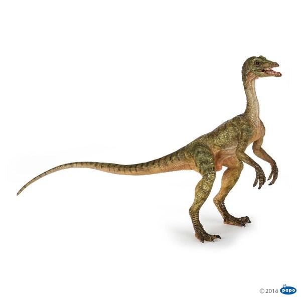 Figurines Dinosaures, Compsognathus, Papo, Bidiboule