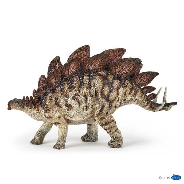 Figurines Dinosaures, Stegosaure, Papo, Bidiboule