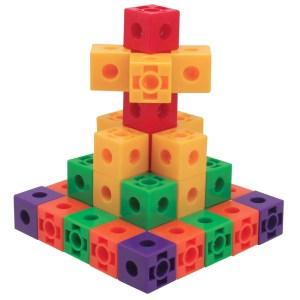 Cubes de construction 600 pièces
