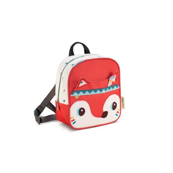 Le sac à dos Alice est un sac à dos spécialement conçu pour les jeunes enfants. Très pratique, il dispose d'un grand espace de rangement et de plusieurs poches.