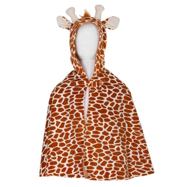 Cape de girafe vue de face