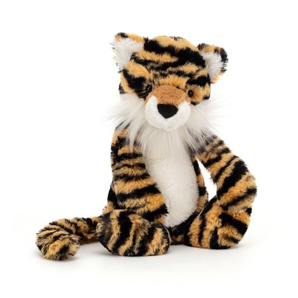 Cette magnifique peluche Bashful Tigre avec sa peau très douce et colorée saura séduire Bébé dès la naissance.