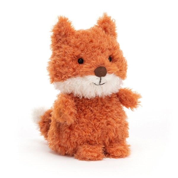 Little Fox est une peluche en forme de renard très douce, spécialement adaptée aux enfants et aux bébés dès la naissance. À offrir ou à s'offrir, elle accompagnera Bébé pour devenir son meilleur copain.