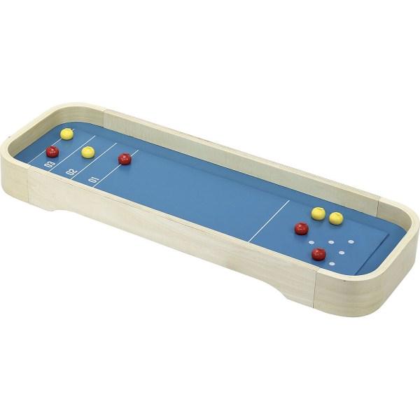 Bowling et Curling partie de curling