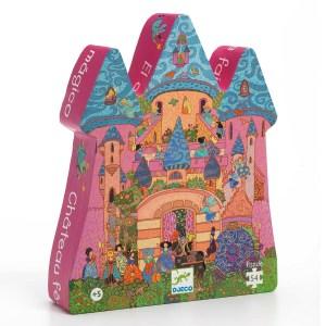 Puzzle Château de princesse 54 pièces