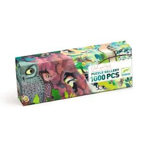 Puzzle Owls and Birds 1000 pièces