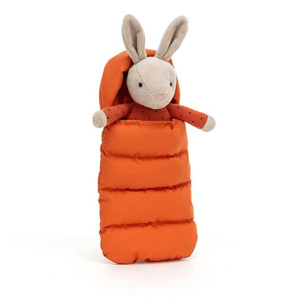 Le doudou Snuggler Bunny adorera se blottir contre Bébé pour lui raconter de belles histoires. Cette peluche lapin sera un très beau cadeau de naissance.