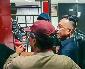 Bebas 15 Menit, Bos PT GBP Kembali Dijebloskan Ke Tahanan