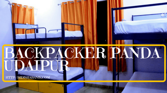 Backpacker Panda – Udaipur
