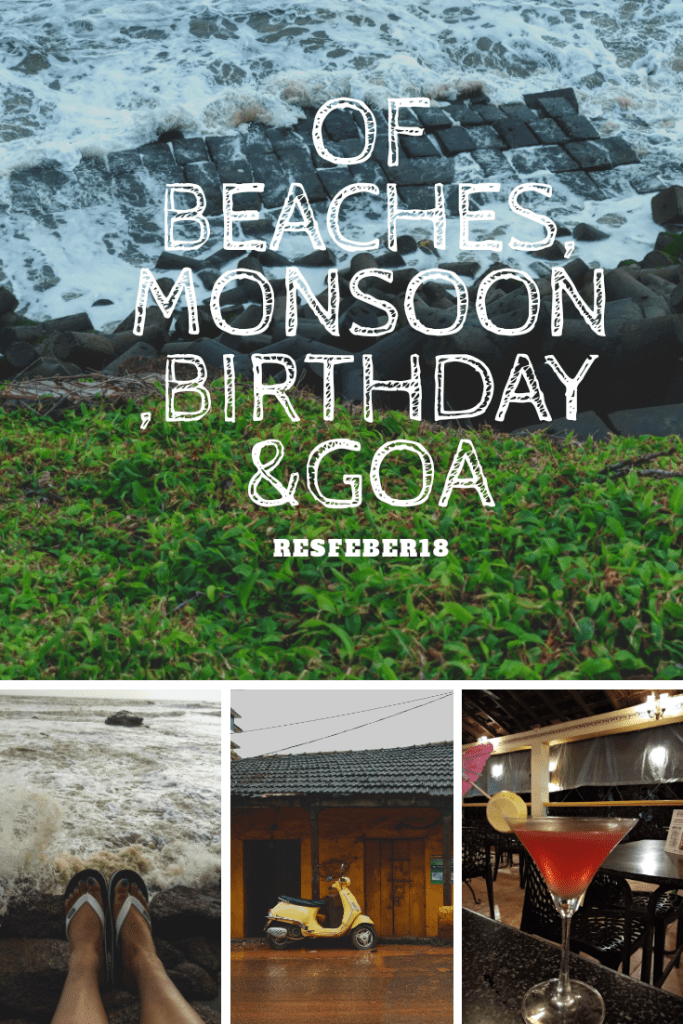 Pinterest Image for Goa