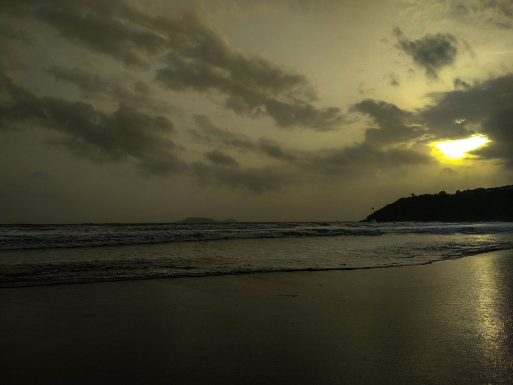 Bogmallo Beach, Goa