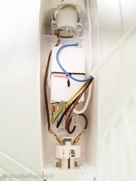 Le régulateur du frigo avant Hack