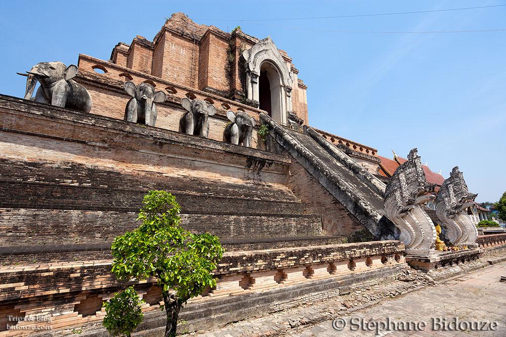 Chiang Mai : Aux temples m'emporte le van