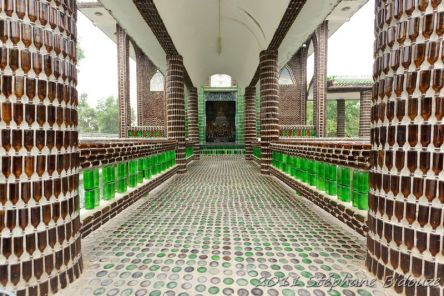 The one million bottles temple !