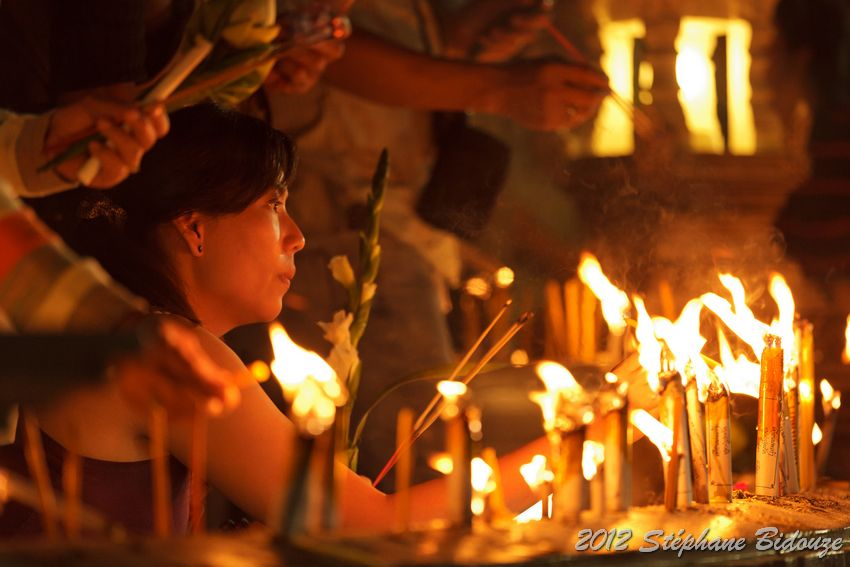 New year in Chiang Mai