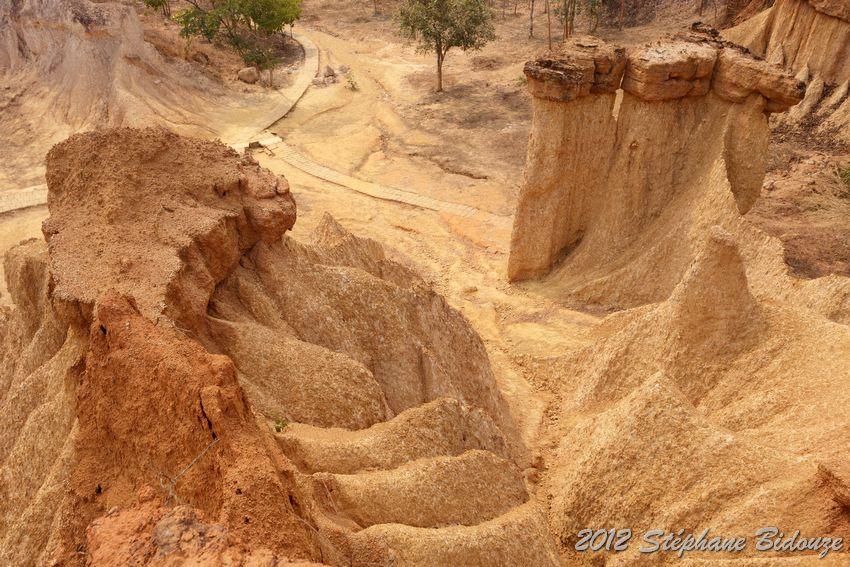 canyon desert