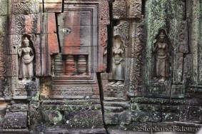 Religious Khmer sculpture