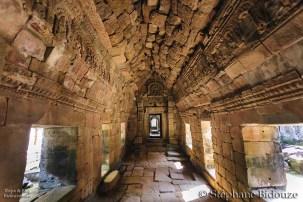 Antic stone vault