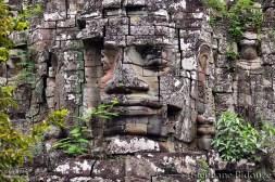 Angkor death gate face