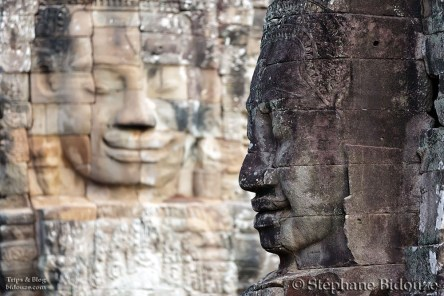 Angkor part I: the south gate and the Bayon Temple