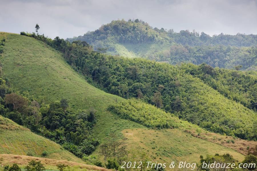 Umphang et sa région