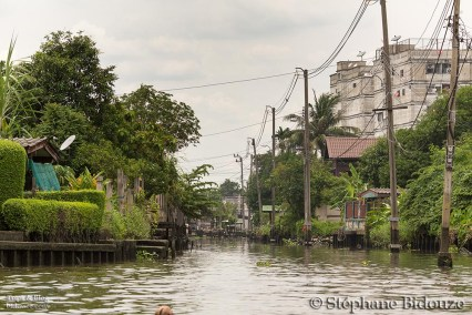 Les Khlongs de Bangkok