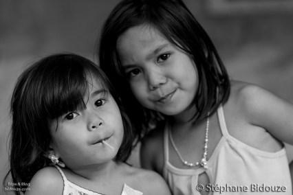 philippines-enfants-sérieux-