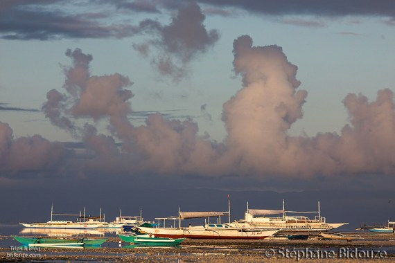 panglao-bohol-ciel-bateau
