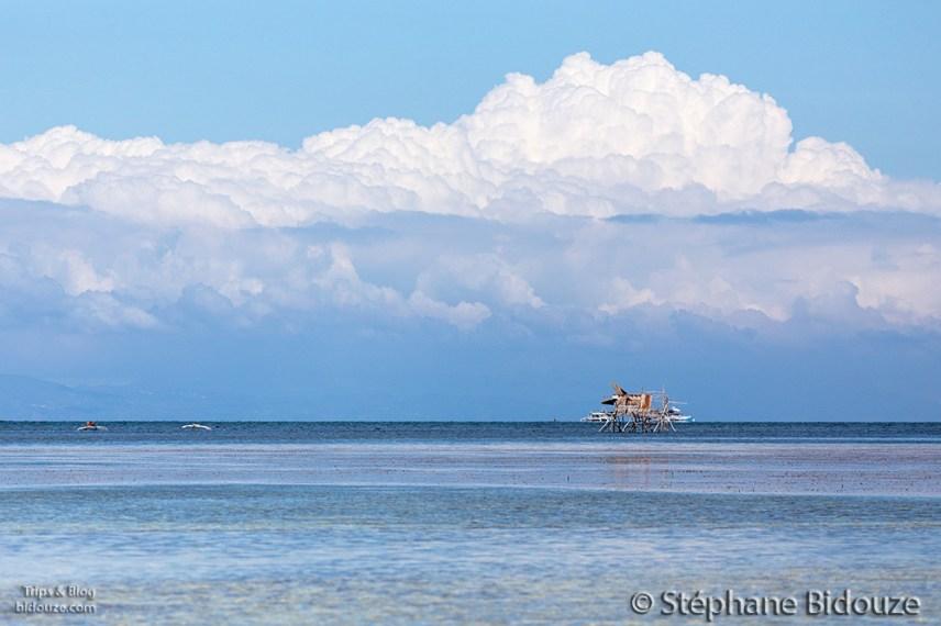 pécheur-cabane-mer-philippines