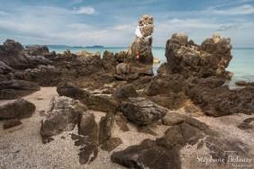rochers-khanom-côte-plage-thailande