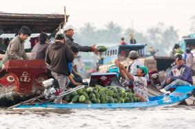 Cai Rang-marché-vietnam