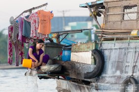 bateau-vietnam-can-tho-lessive-linge