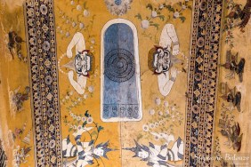 empreinte-bouddha-plafond-Kyauktawgyi