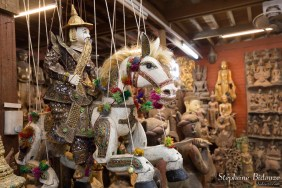 marionnettes-bois-birmanie-artisan-chevalier