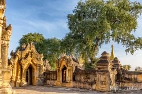 Maha-Aungmye-Bonzan-monastère