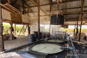 Raffinerie de sucre de canne